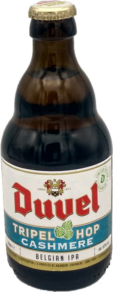 Cerveza Duvel Tripel Hop Cashmere, Belgian IPA