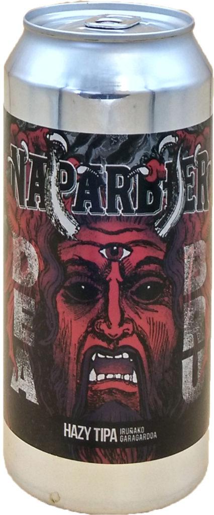 Cerveza Naparbier Deabru, Triple IPA
