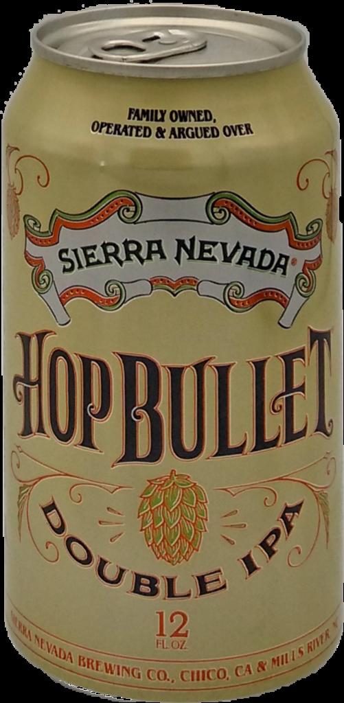 Cerveza Sierra Nevada Hop Bullet, Double IPA