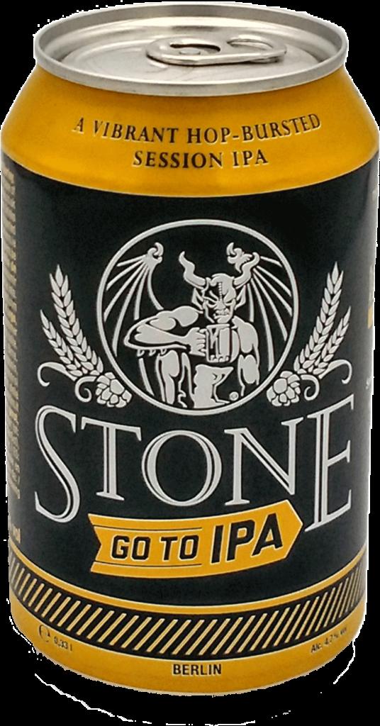 Cerveza Stone Go To IPA, Session IPA
