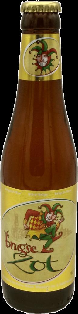 Cerveza belga blond ale Brugse Zot