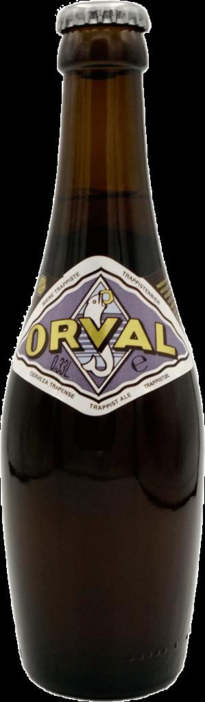 Cerveza Orval Pale Ale Belga