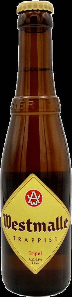 Cerveza Triple Westmalle Tripel