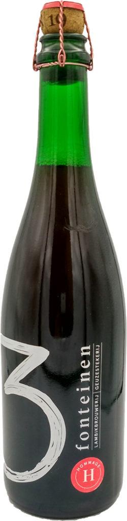 Cerveza belga lámbica afrutada boon oude kriek