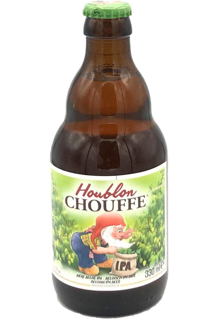 Cerveza IPA Belga Chouffe Houblon
