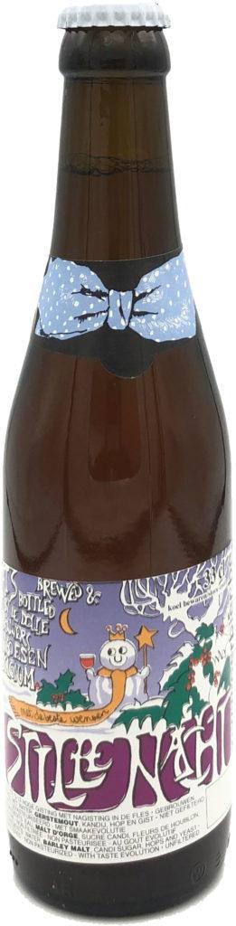 Cerveza belga de Navidad De Dolle Stille Nacht