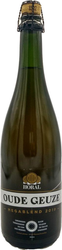 cerveza belga HORAL's Oude Geuze Mega Blend