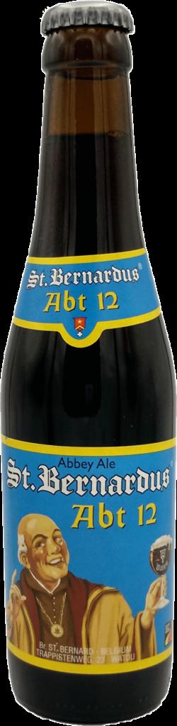 Cerveza Quadruple St Bernardus Abt 12