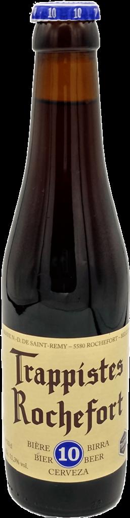 Cerveza Quadruple Trappistes Rochefort 10
