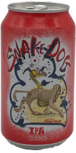 Cerveza Flying Dog Snake IPA, American IPA