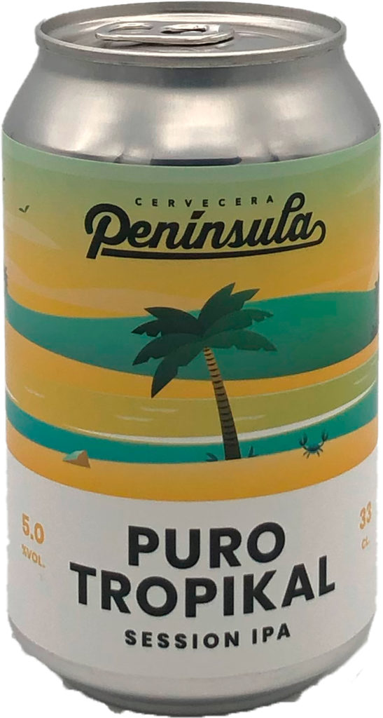 Peninsula Puro Tropikal Session IPA
