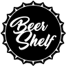 Beer Shelf Logo Clamings